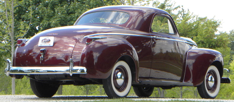 1941 Dodge Business Coupe