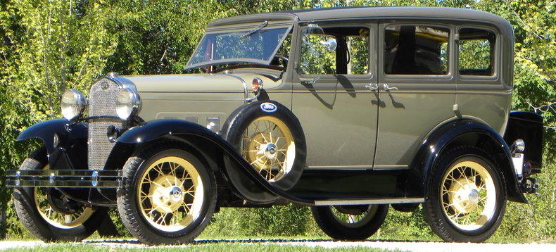 ... 1931 Ford Model A ... & 1931 Ford Model A | Volo Auto Museum markmcfarlin.com