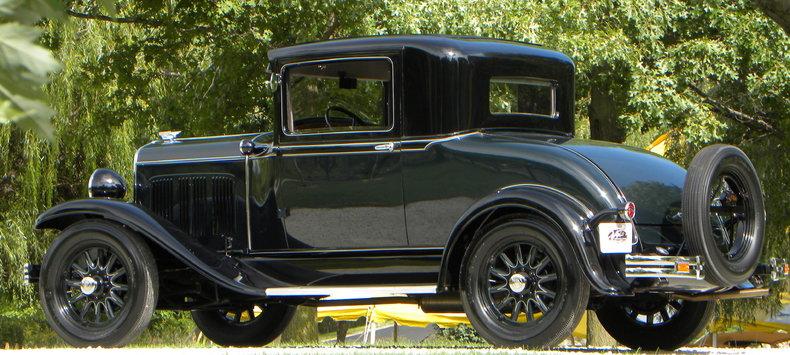 1930 Chrysler CJ