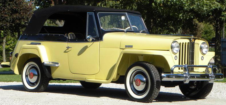 1949 Willys VJ2