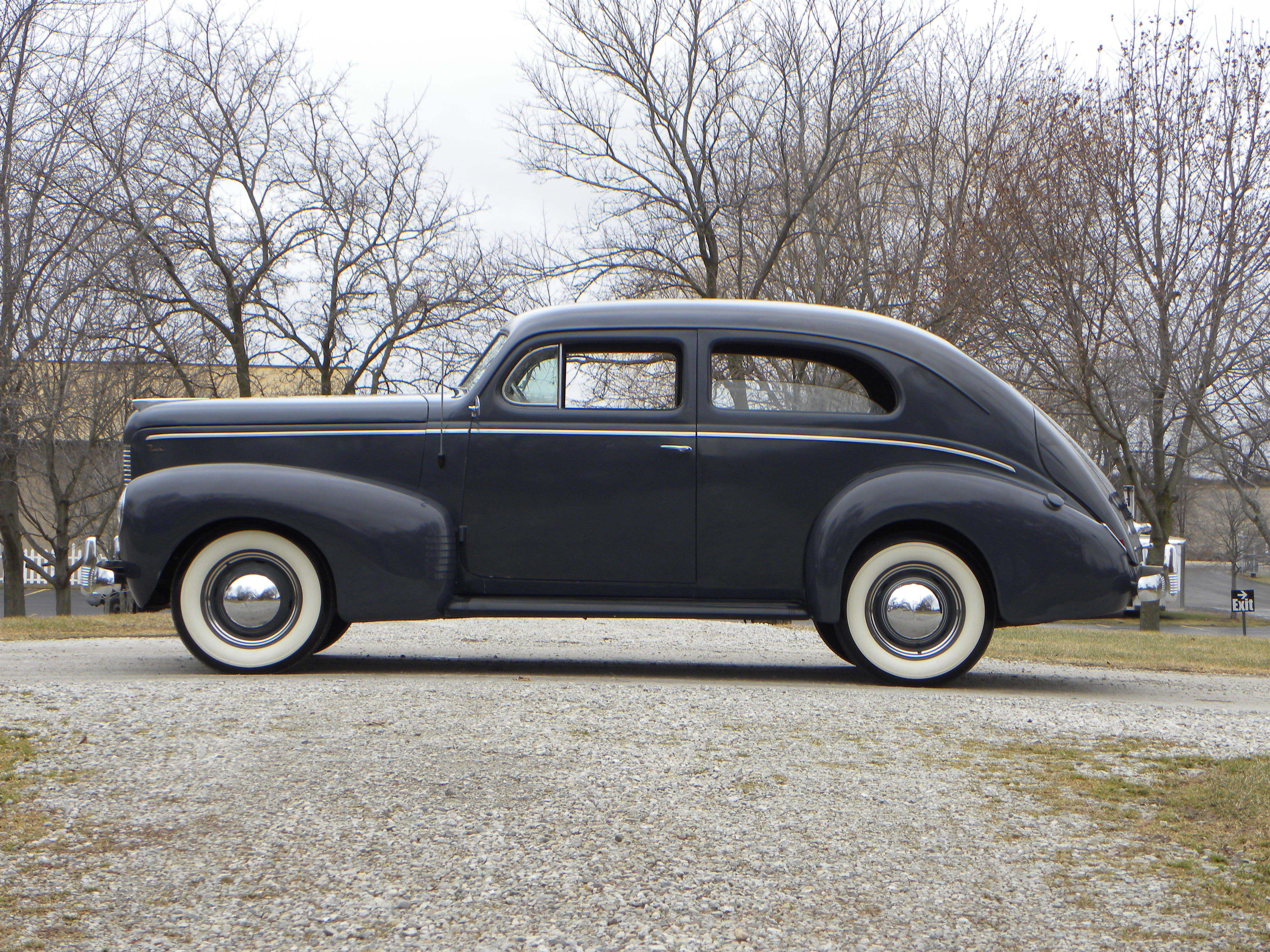 Nash Lafayette Volo Auto Museum - Antique car show lafayette la