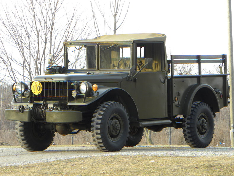 Military Vehicles For Sale >> 1954 Dodge M37 | Volo Auto Museum
