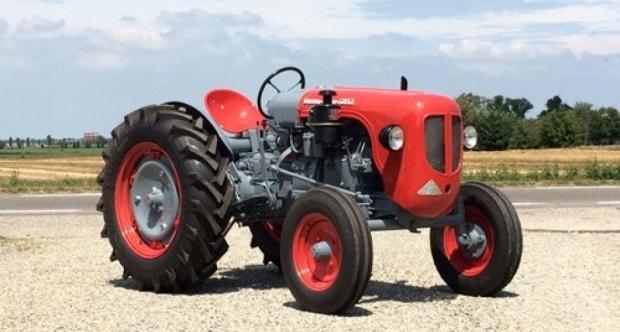 1958 lamborghini trattori | volo auto museum