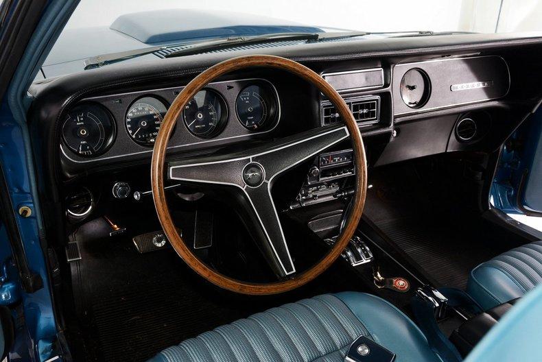 1969 mercury cougar volo auto museum for 1969 mercury cougar interior parts