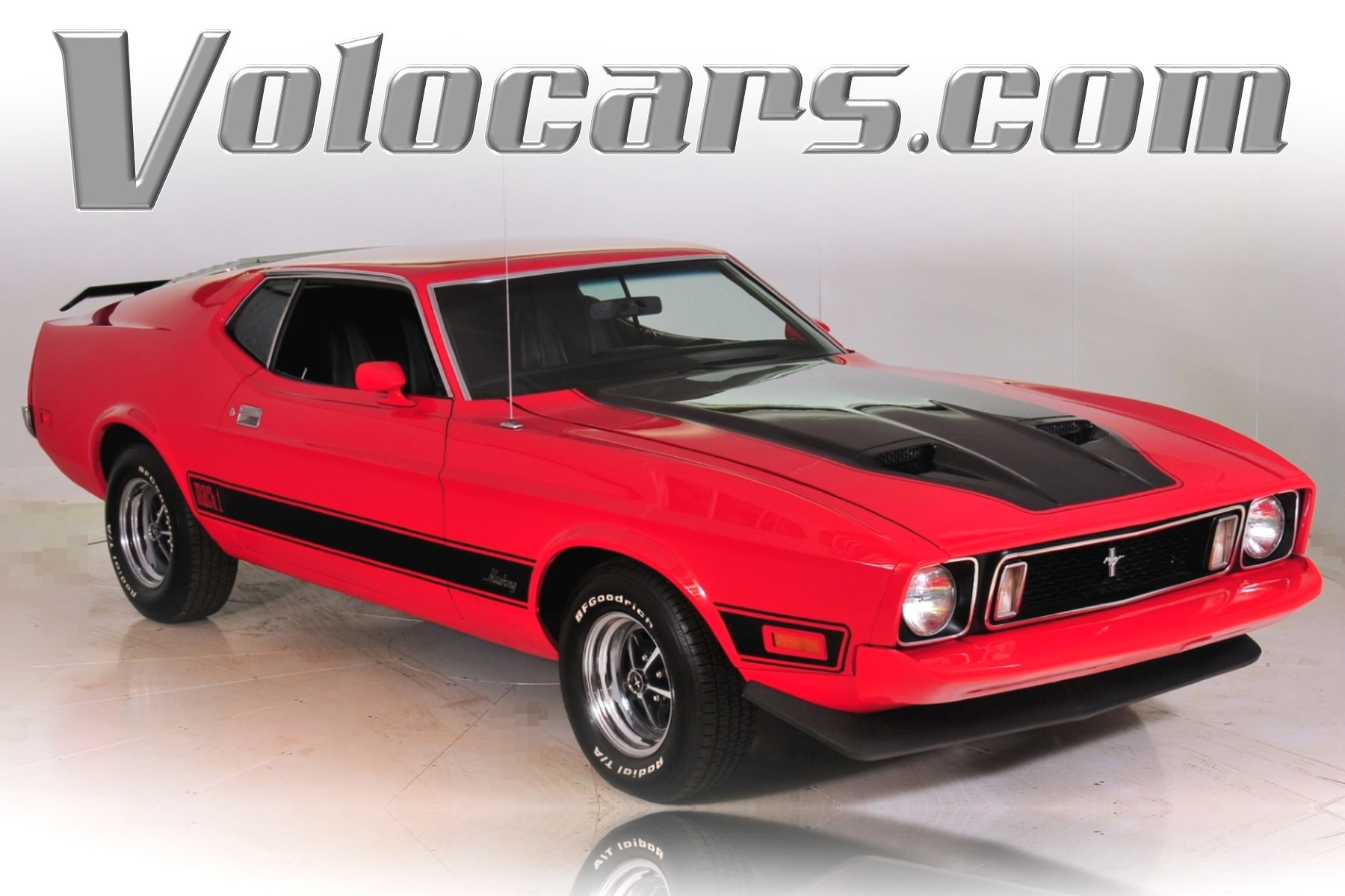 1973 ford mustang volo auto museum. Black Bedroom Furniture Sets. Home Design Ideas