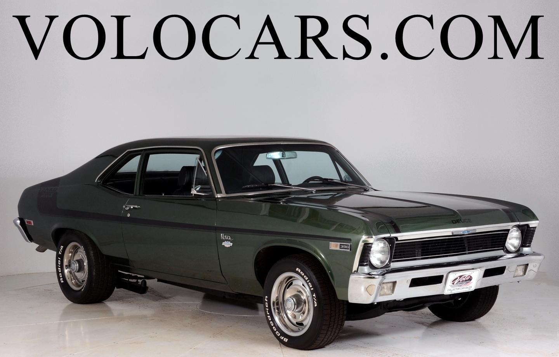 1970 Chevrolet Nova   Volo Auto Museum