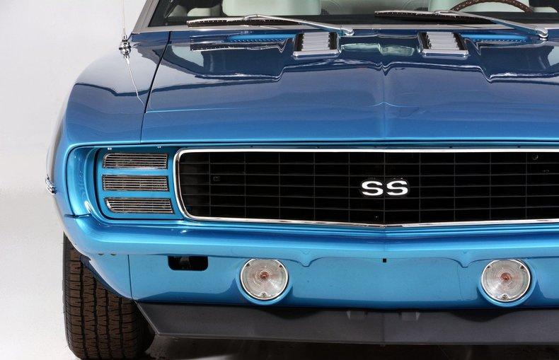 1969 Chevrolet Camaro Volo Auto Museum