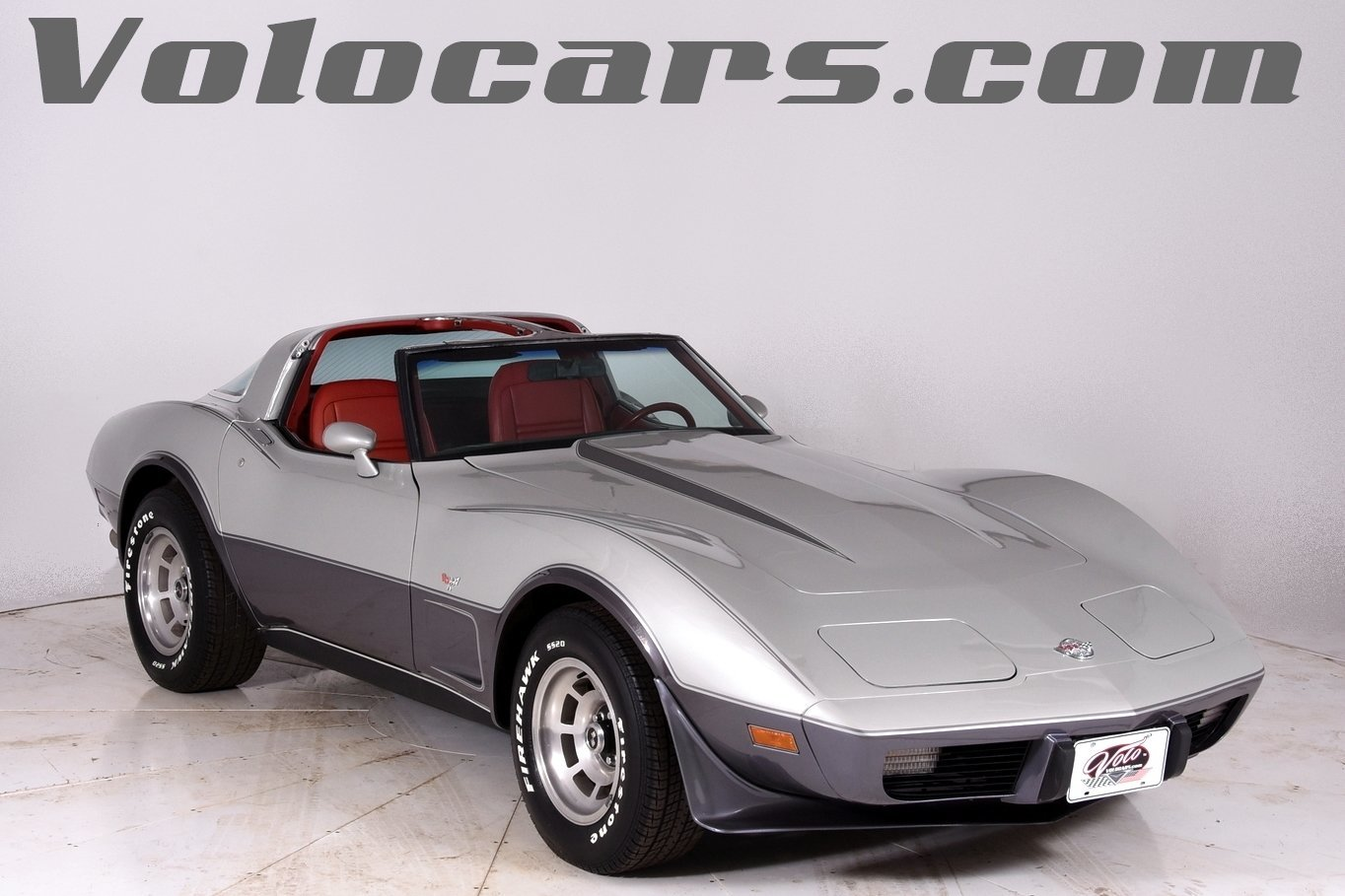 344153dfe78881 hd 1978 chevrolet corvette anniversary edition