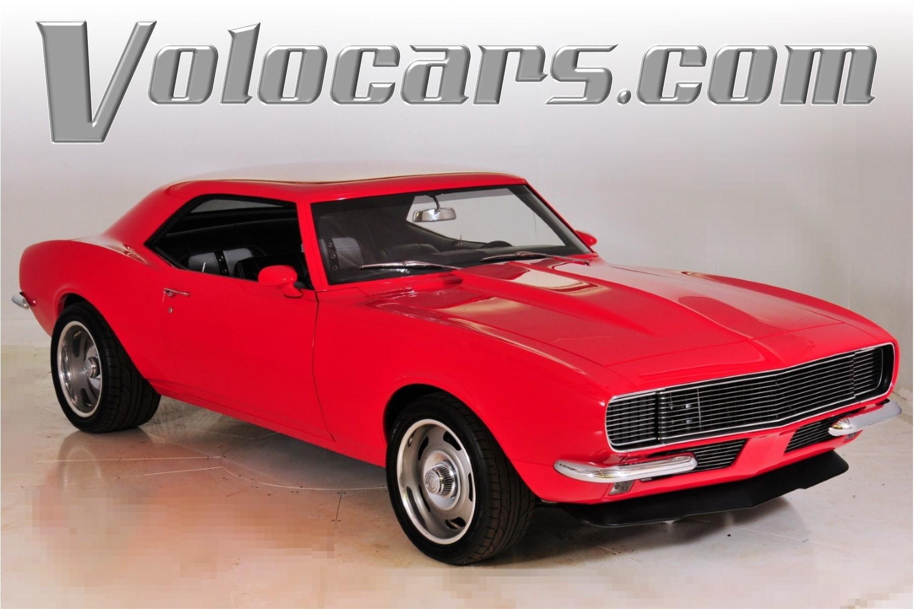 1968 Chevrolet Camaro Volo Auto Museum Rs 327