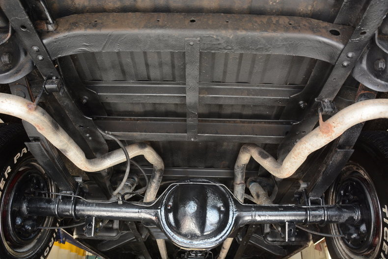 82 1971 Ford F100: Ford F100 Exhaust System At Woreks.co