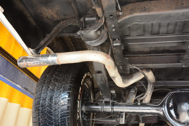 83 1971 Ford F100: Ford F100 Exhaust System At Woreks.co