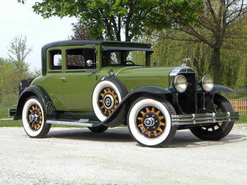 1929 Buick 29-58 6