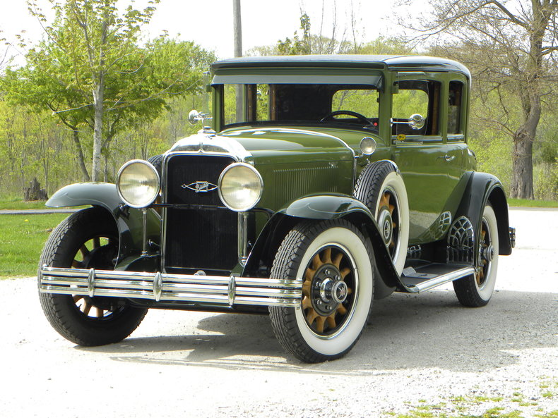 1929 Buick 29-58 2