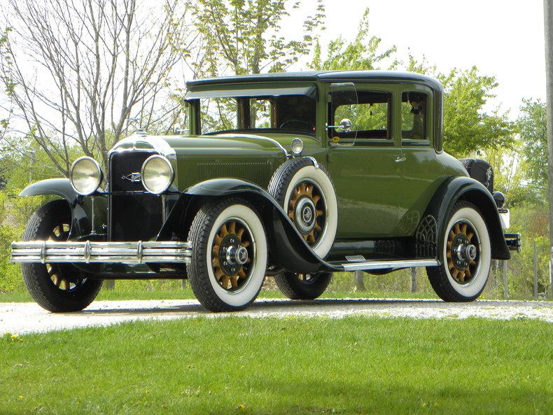 1929 Buick 29-58 1