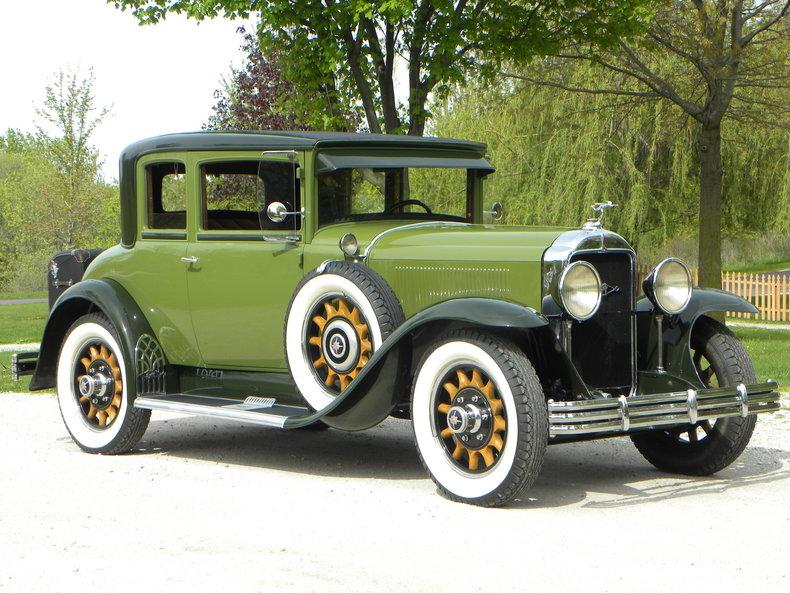 1929 Buick 29-58 5