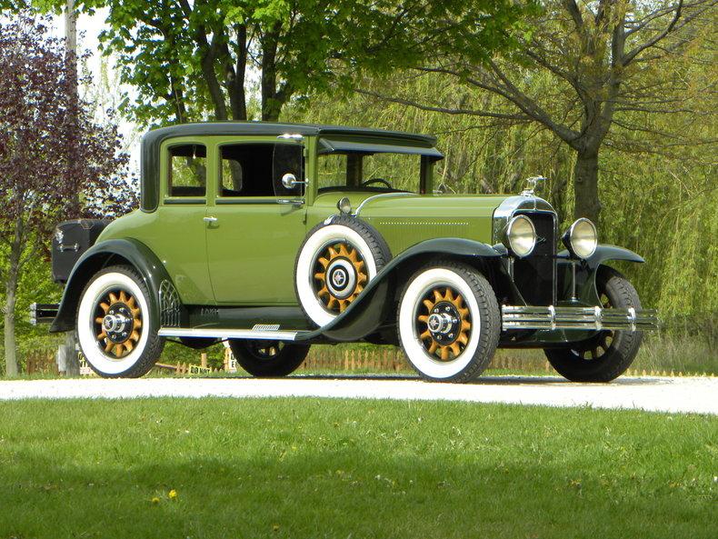 1929 Buick 29-58 3