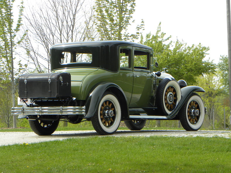 1929 Buick 29-58 20