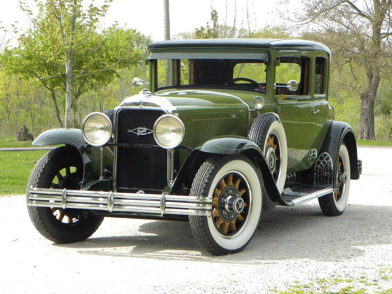 1929 Buick 29-58 52