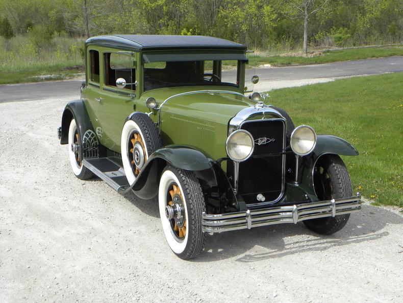1929 Buick 29-58 57