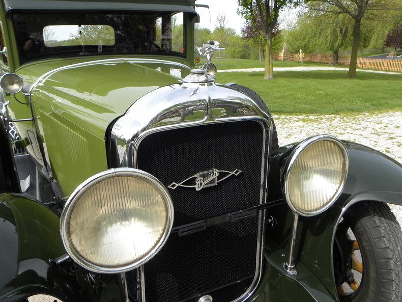 1929 Buick 29-58 60