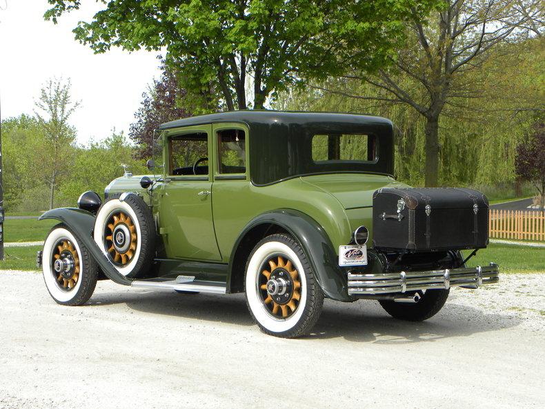 1929 Buick 29-58 75