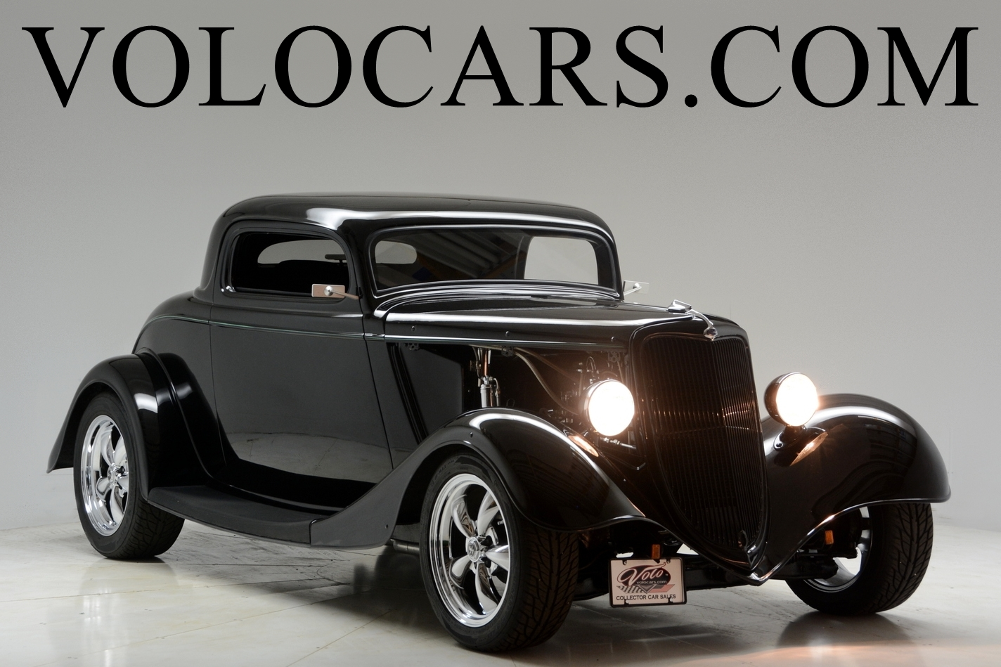 1934 Ford Street Rod | Volo Auto Museum