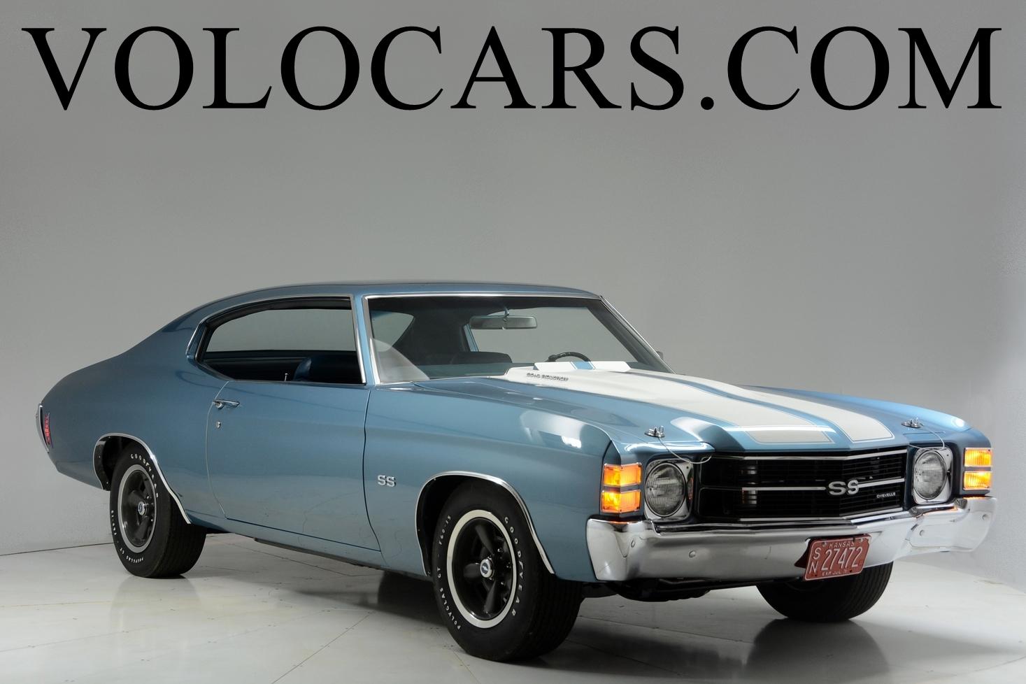 1971 Chevrolet Chevelle   Volo Auto Museum