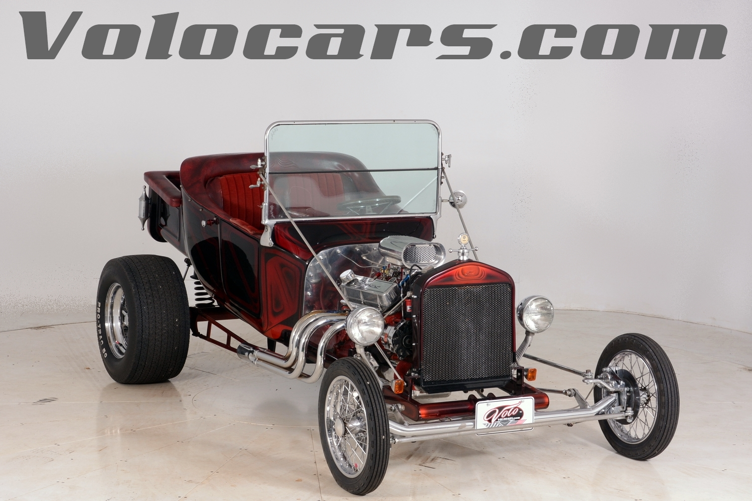 1923 Ford T-Bucket | Volo Auto Museum