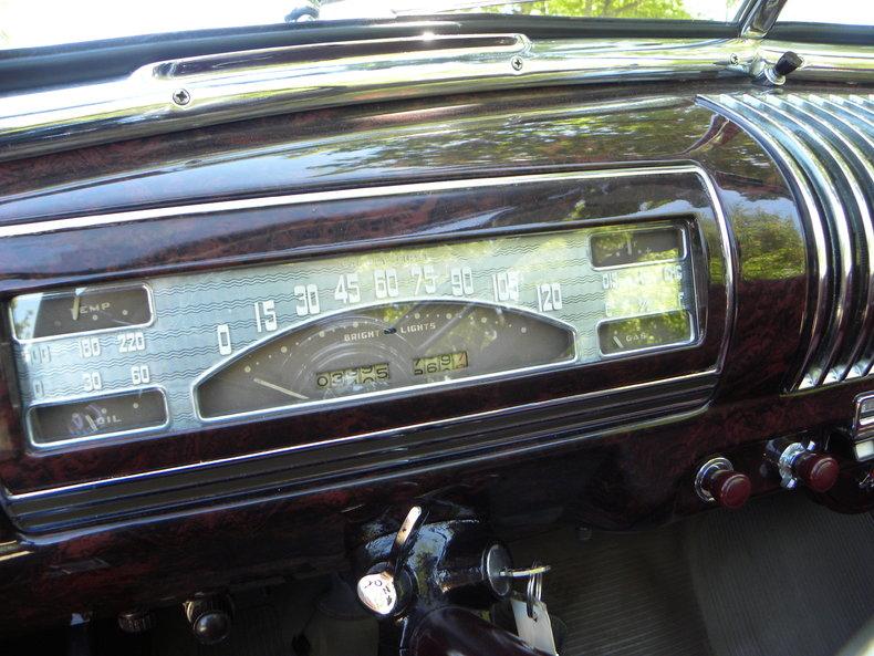 1939 Buick 46 C