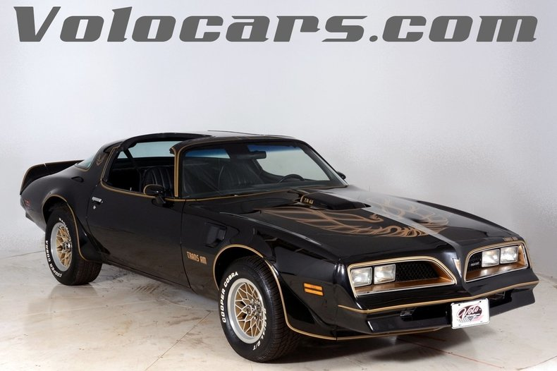 1978 pontiac trans am volo auto museum for Am motors used cars