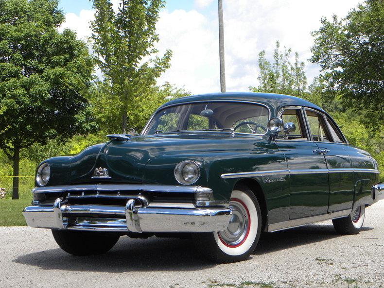 1951 1951 Lincoln Cosmopolitan For Sale