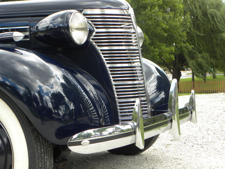 1938 1938 Chevrolet Master Deluxe For Sale