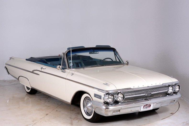 1962 mercury monterey volo auto museum. Black Bedroom Furniture Sets. Home Design Ideas