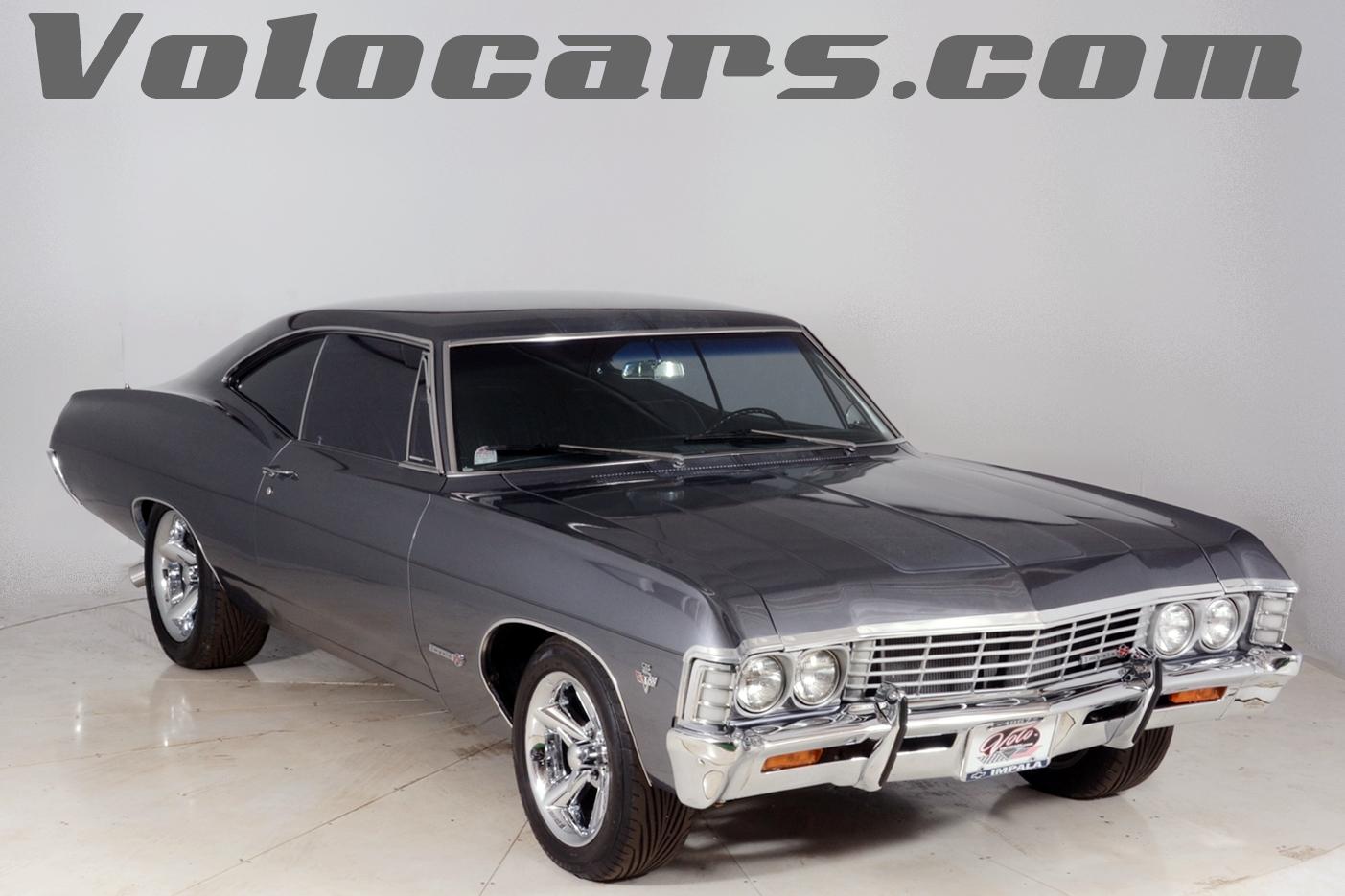 1967 chevrolet impala ss for sale 64717 mcg. Black Bedroom Furniture Sets. Home Design Ideas