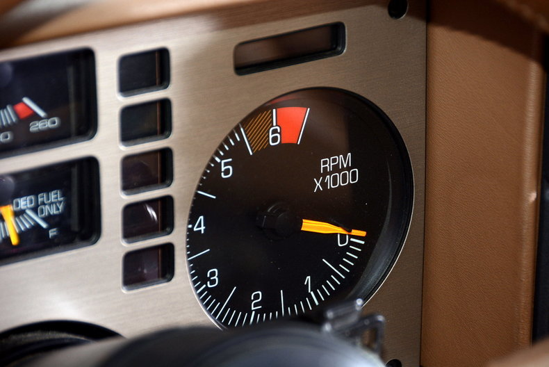 1986 Pontiac Fiero