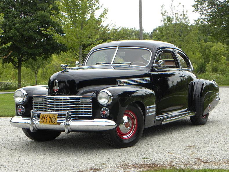 1941 Cadillac Model 61 | Volo Auto Museum