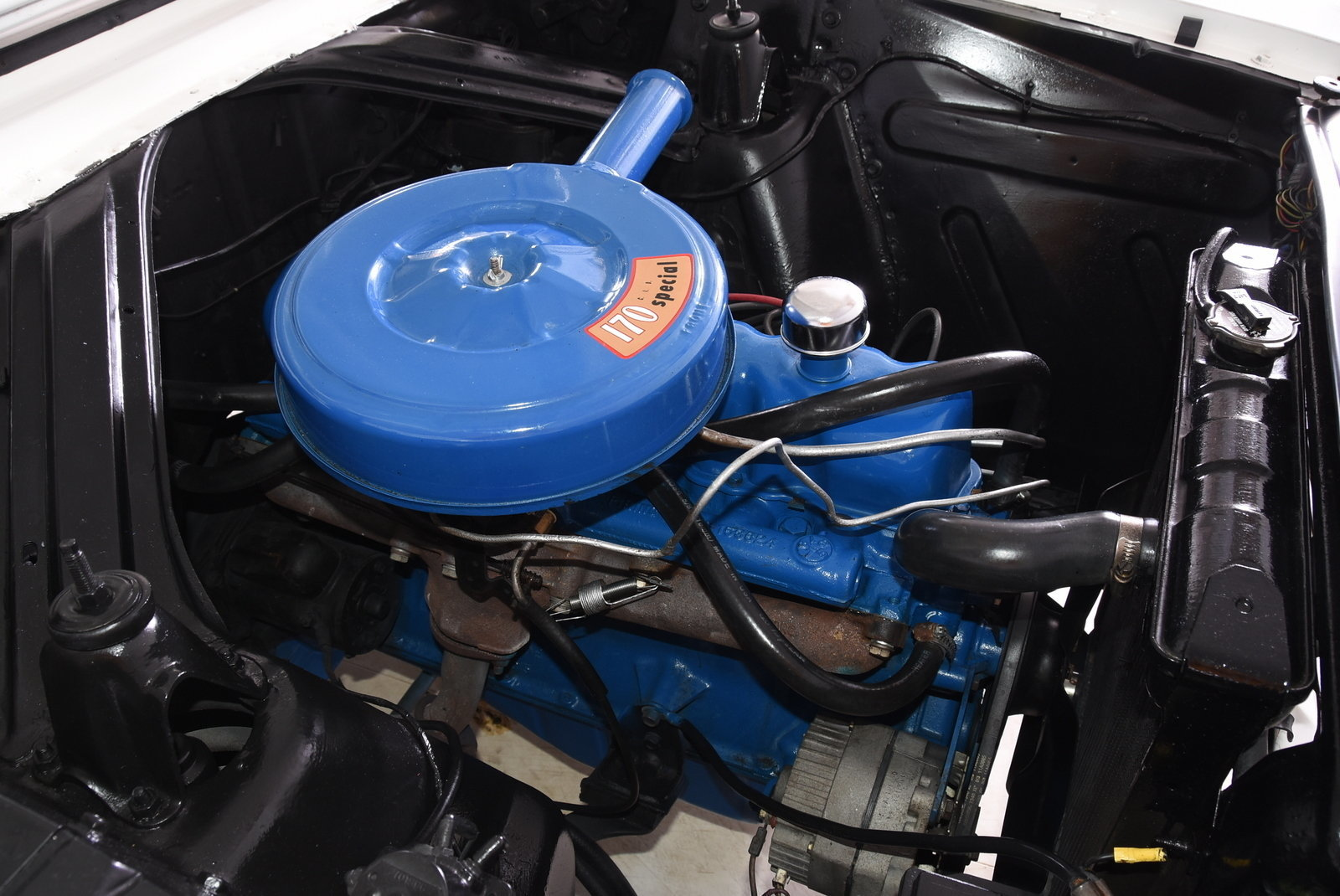 1964 Ford Falcon Futura For Sale 66287 Mcg Wiring