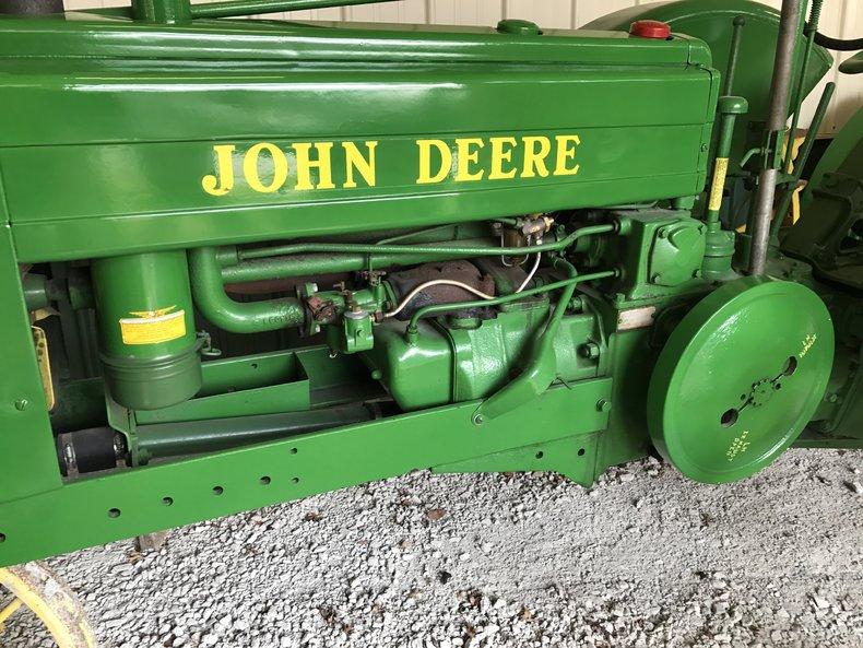 1939 John Deere Model B Tractor