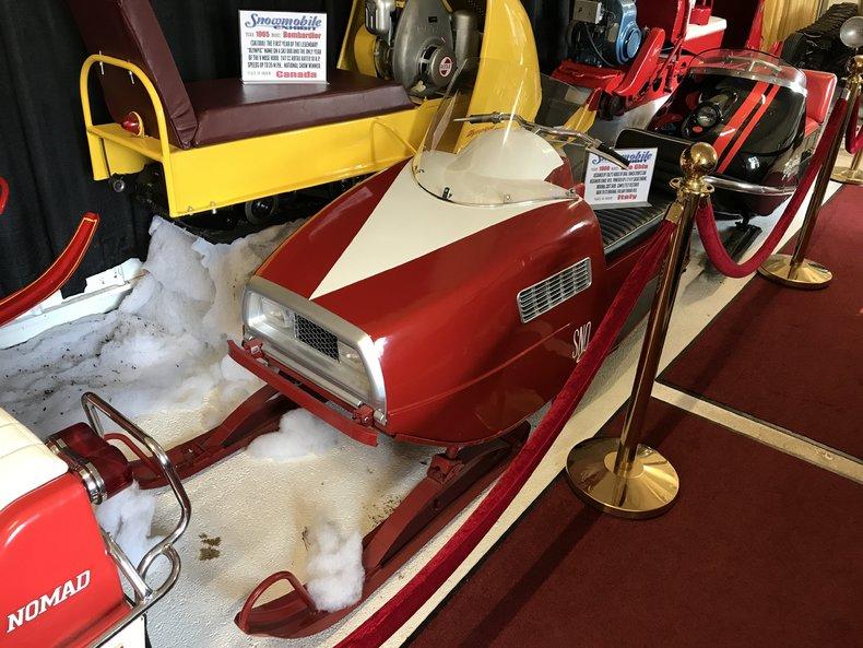 Rare 1969 Sno Ghia Made by Iso Rivolta for DeTomaso