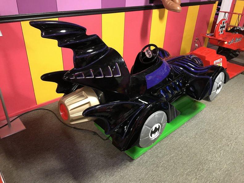 Batman Forever Kiddie Ride