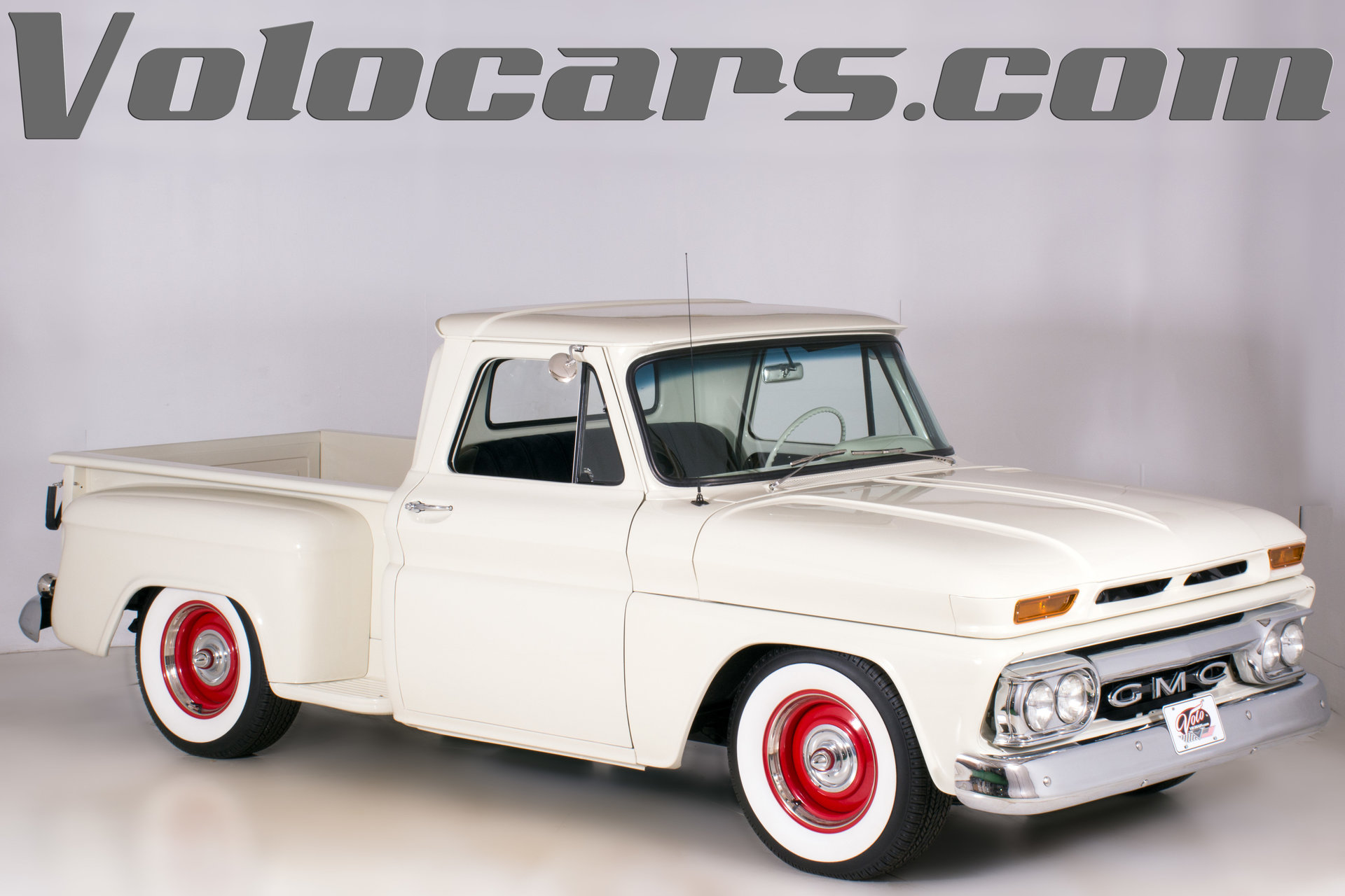 1964 GMC Fenderside