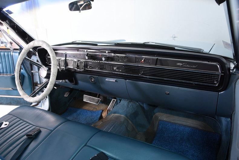 1964 lincoln continental volo auto museum. Black Bedroom Furniture Sets. Home Design Ideas