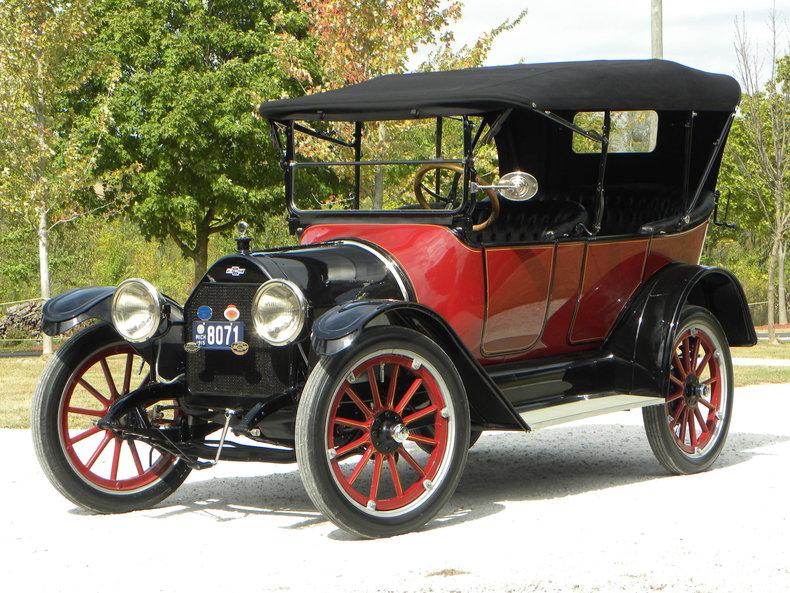 1915 Chevrolet Baby Grand