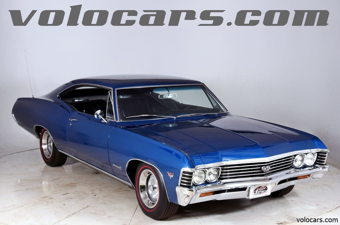 1967 chevrolet impala volo auto museum. Black Bedroom Furniture Sets. Home Design Ideas