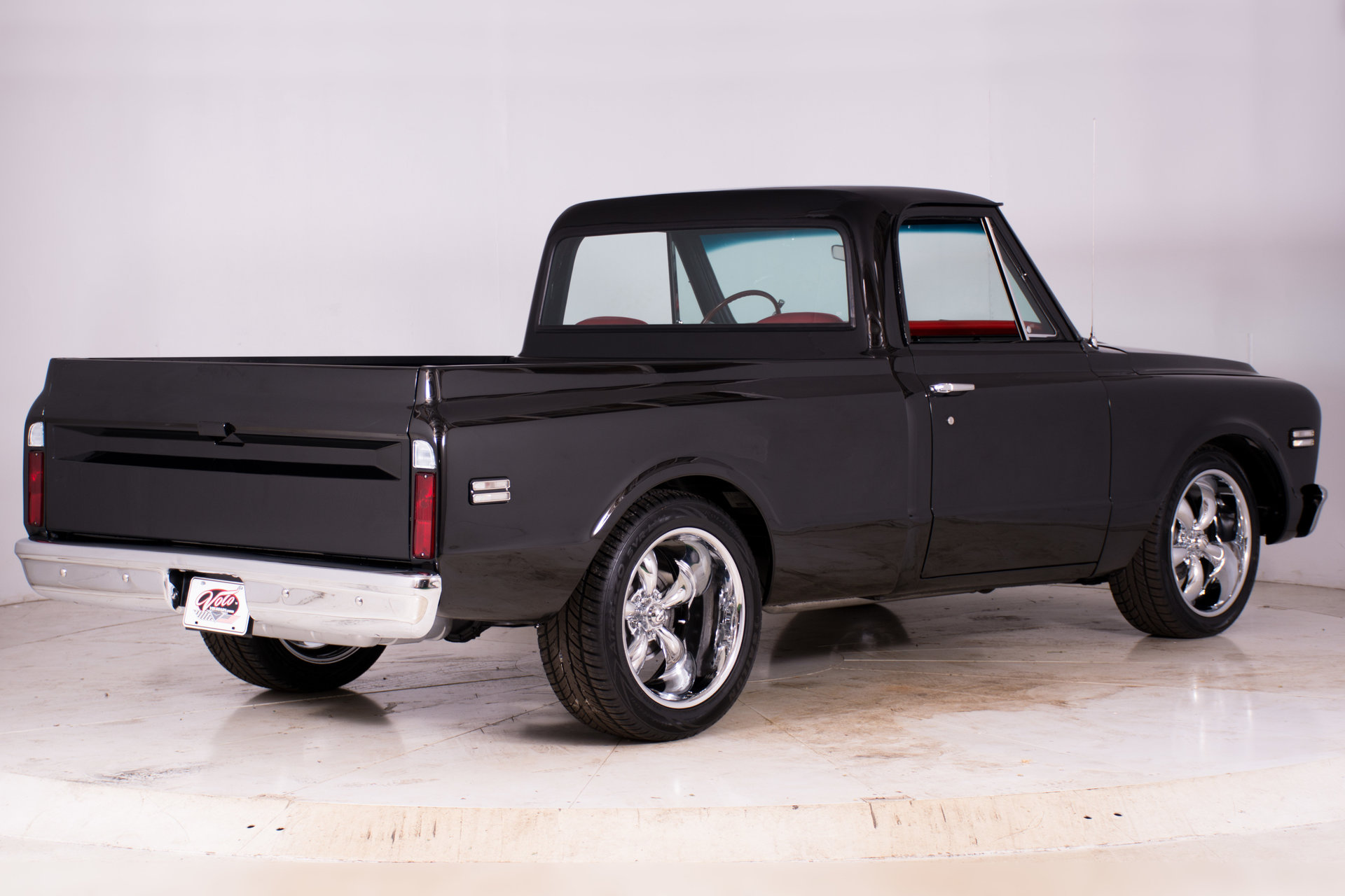 1968 Chevrolet C10 Volo Auto Museum Chevy Pickup Truck For Sale 2