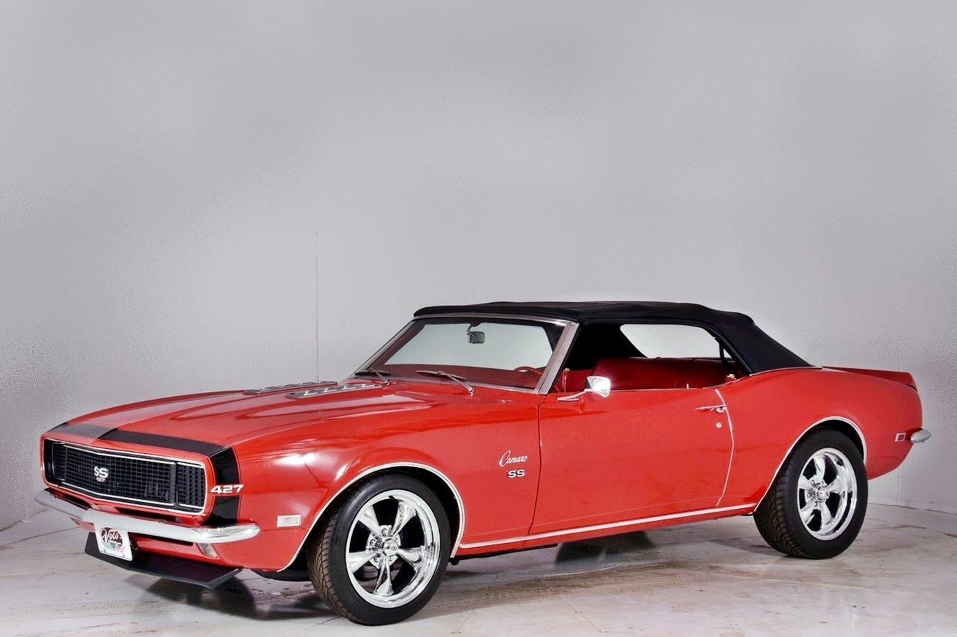 1968 chevrolet camaro volo auto museum. Black Bedroom Furniture Sets. Home Design Ideas