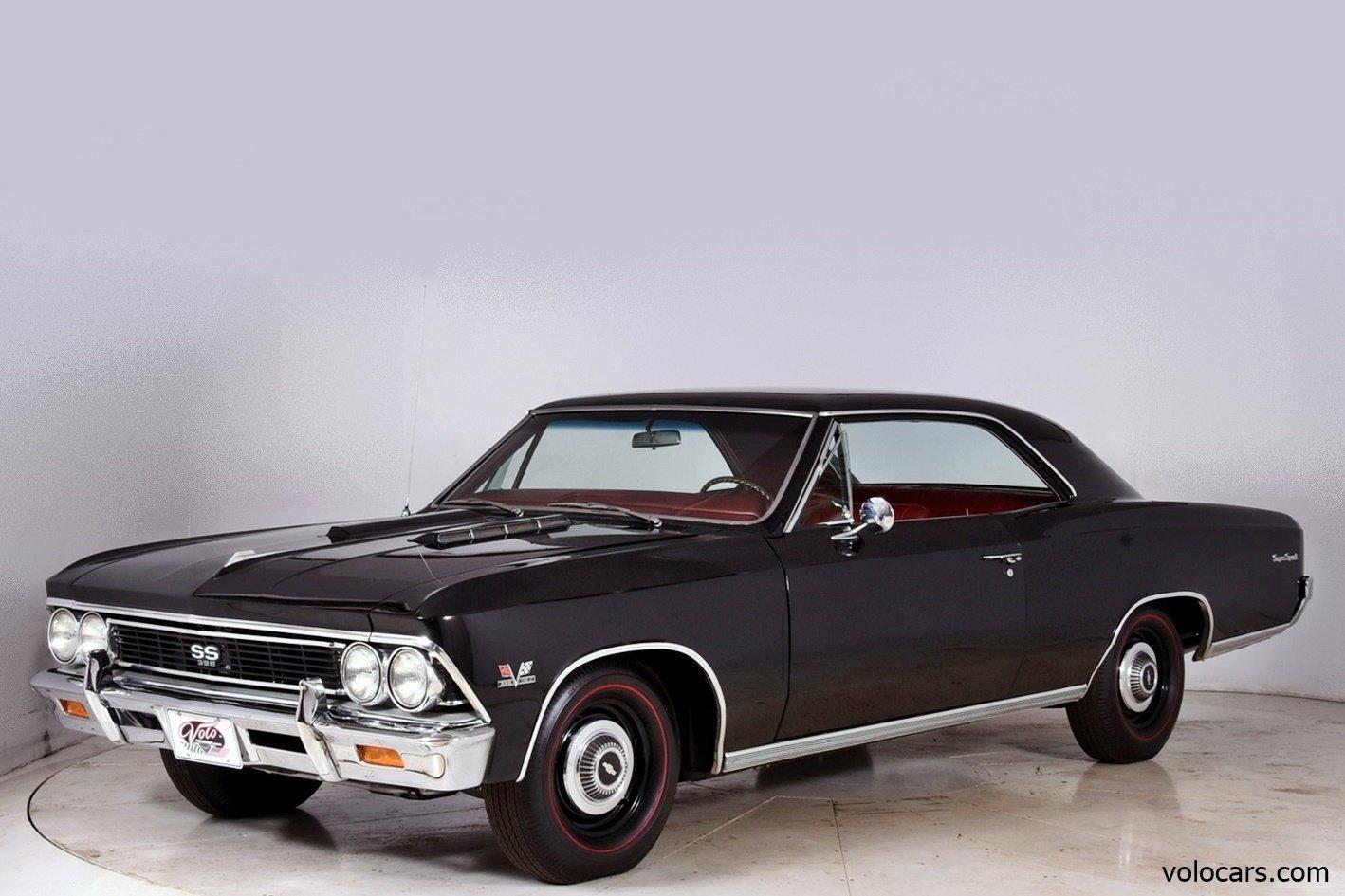 1966 Chevrolet Chevelle Ss 396 For Sale 73262 Mcg