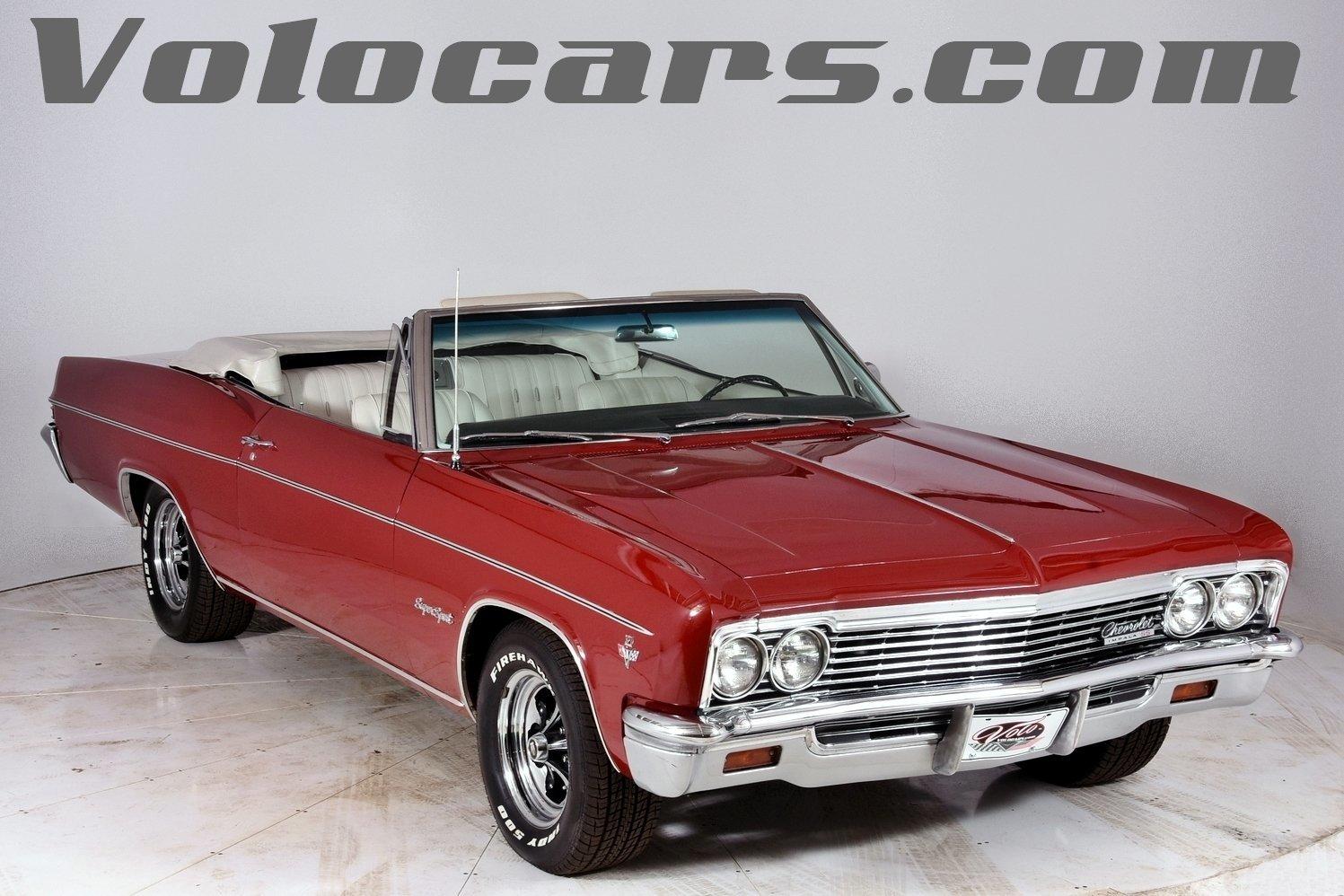 1966 Chevrolet Impala Volo Auto Museum Chevy Suspension