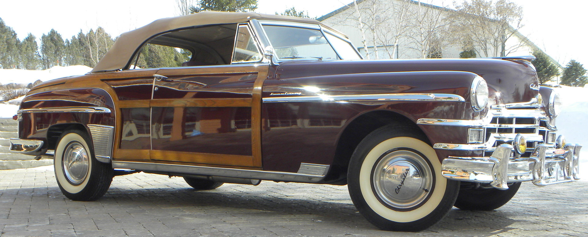 1949 Chrysler Town And Country For Sale 75533 Mcg