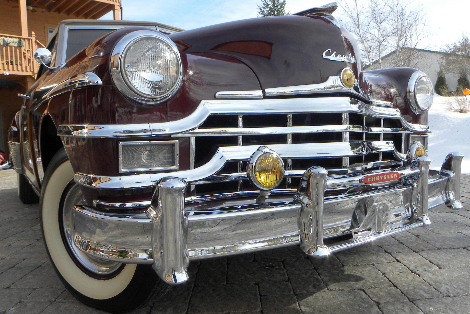 1949 Chrysler Town And Country Volo Auto Museum 10 11